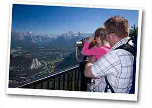Banff Tourism and Sightseeing