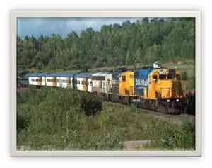 Ontario Northland's Polar Bear Express