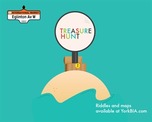 York Eglinton Treasure Hunt