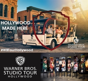 Warner Bros. Studio Tour Hollywood - Burbank, CA 91505