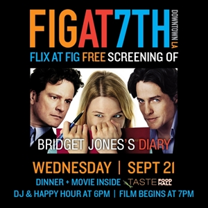 FLIXatFiG Free Screening - Bridget Jones's Diary