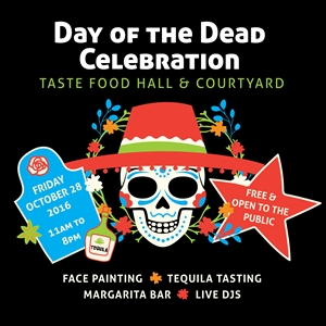 Day of the Dead Celebration at FIGat7th