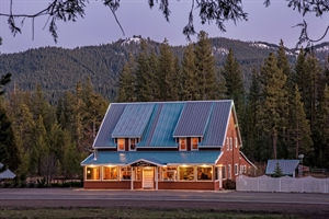 St. Bernard Lodge - Mill Creek, Ca 96061