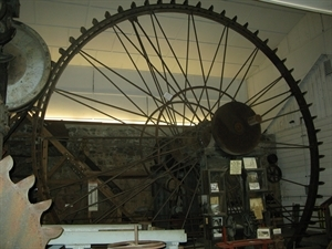 North Star Mining Museum and Pelton Wheel Exhibit