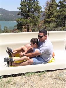 Alpine Slide - Big Bear Lake, CA  92315