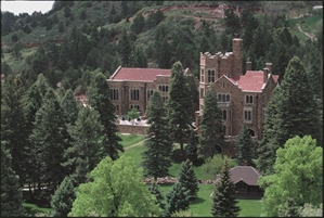Glen Eyrie Castle - Colorado Springs, CO  80904