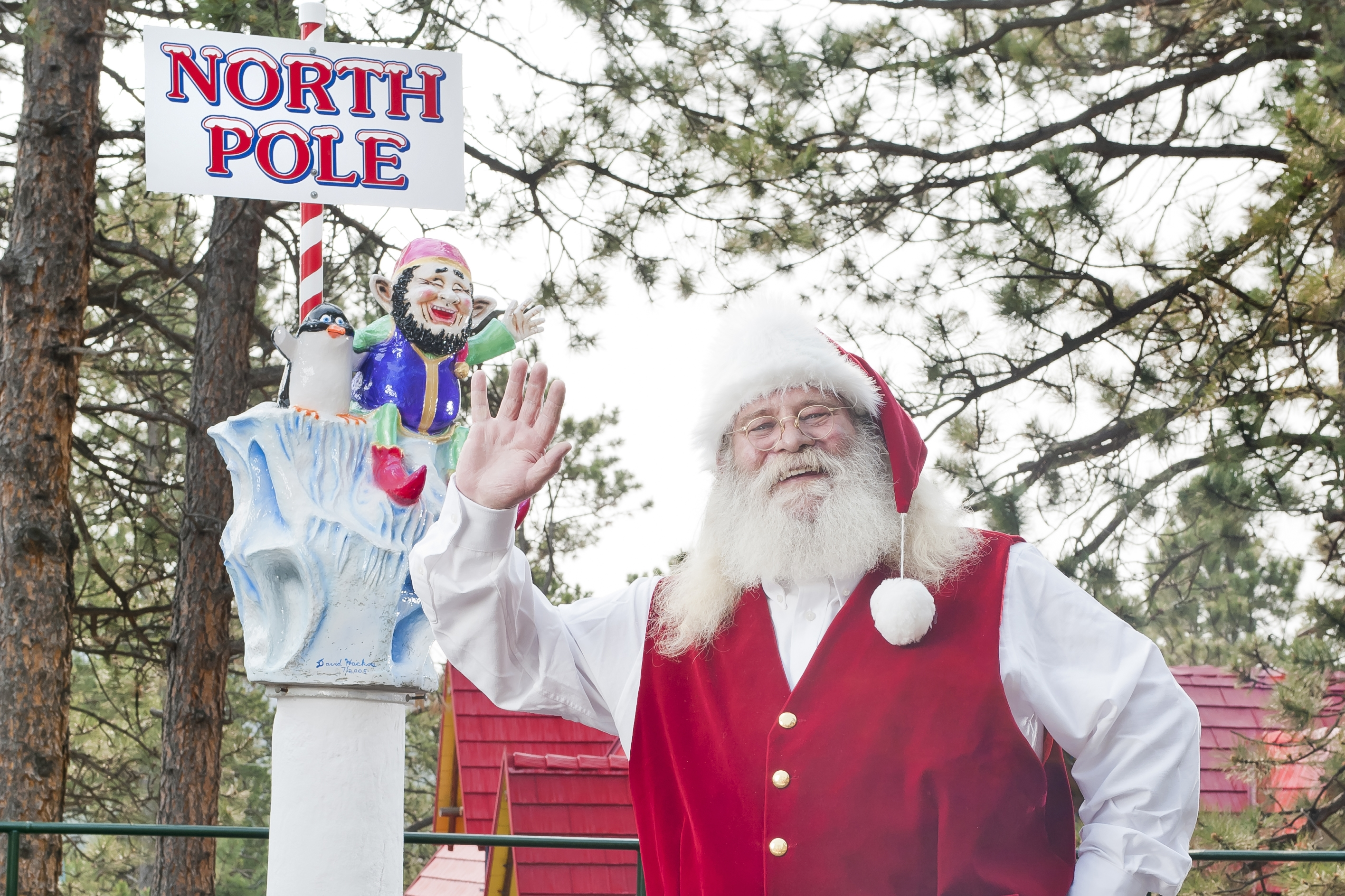 North Pole, Home of Santa's Workshop