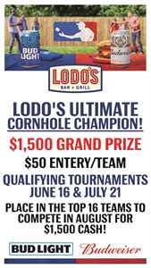 Lodo's Bar and Grill Corn Hole Tournament - Westminster