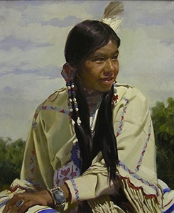 Portraits from the Collection - Pueblo