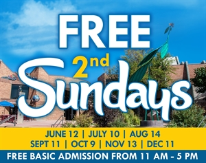 Free Second Sunday