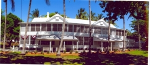 Harry S Truman Little White House State Heritage Landmark - Key West, FL 33040
