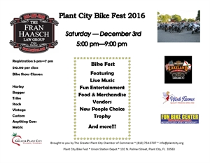 SORRY, THIS EVENT IS NO LONGER ACTIVE<br>Plant City Bike Fest - Plant City, FL  33563