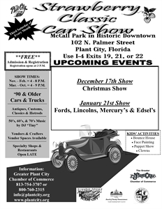 Strawberry Classic Car Show