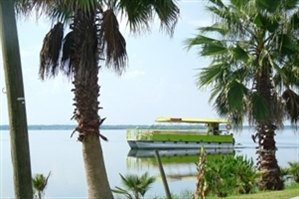 Black Hammock Pontoon Tour of Lake Jesup