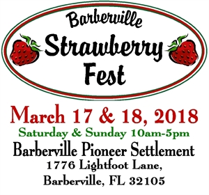 2nd Annual Strawberry Fest