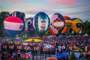 SORRY, THIS EVENT IS NO LONGER ACTIVE<br>Owl-O-Ween Hot Air Balloon Festival - Kennesaw, GA  30144
