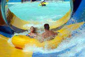 Six Flags White Water -