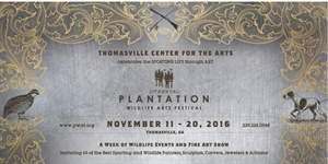 SORRY, THIS EVENT IS NO LONGER ACTIVE<br>Plantation Wildlife Arts Festival - Thomasville