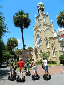 Segway of Savannah - Savannah, GA  31401
