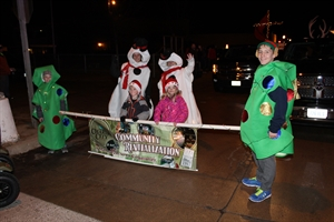 SORRY, THIS EVENT IS NO LONGER ACTIVE<br>Holiday Lighted Parade - Charles City