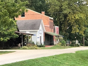 Bentonsport Historic District