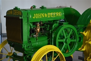 John Deere Tractor and Engine Museum