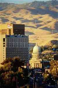 Boise Tourism and Sightseeing