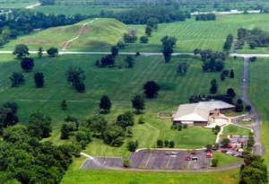 Cahokia Mounds State Historic Site - Collinsville, IL 62234