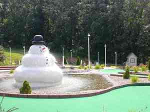 Frosty's Fun Center
