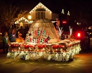 SORRY, THIS EVENT IS NO LONGER ACTIVE<br>Light Parade and Lighting Ceremony - Shipshewana, IN   46565