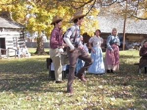 Fall Heritage Days Rendezvous
