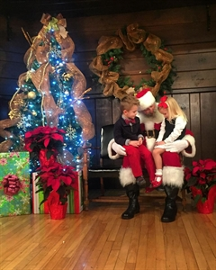 Visit Santa At The Distillery