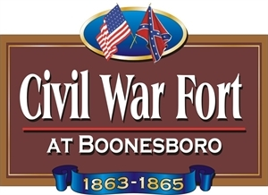 Civil War Fort at Boonesboro