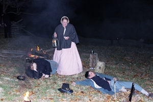 Mill Springs Battlefield Annual Ghost Walk