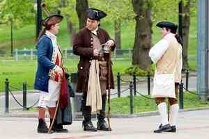 Boston's Historic Freedom Trail - Boston, MA 02210