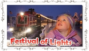 SORRY, THIS EVENT IS NO LONGER ACTIVE<br>Festival of Lights at Edaville Family Theme Park - Carver, MA 02330