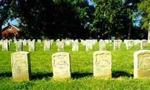 Antietam National Cemetery - Sharpsburg, MD 21782