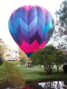 Delmarva Hot Air Balloon Rides