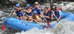 Whitewater Rafting on the Kennebec