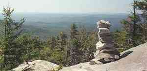 Appalachian National Scenic Trail - State of Maine, ME