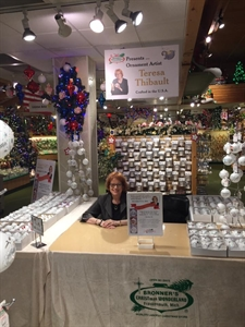 SORRY, THIS EVENT IS NO LONGER ACTIVE<br>Heart Gifts Signing with Teresa Thibault - Frankenmuth, MI 48734