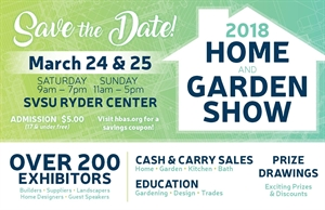 SORRY, THIS EVENT IS NO LONGER ACTIVE<br>Home Builders Association of Saginaw Home and Garden Show - University Center