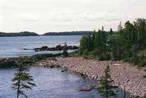 Isle Royale National Park - Houghton, MI 49931