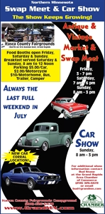 Northern Minnesota Swap Meet and Car Show