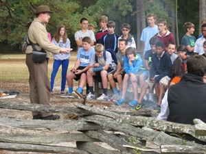 5th Annual Civil War School Days