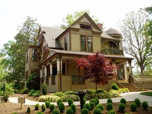 Harper House/Hickory History Center