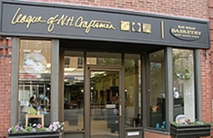 League of NH Craftsmen Nashua Fine Craft Gallery