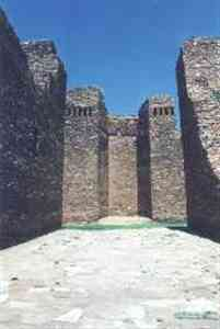 Salinas Pueblo Missions National Monument - Mountainair, NM 87036