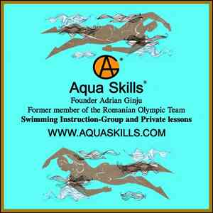 AquaSkills Swimming Lessons