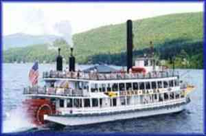 Lake George Tourism and Sightseeing